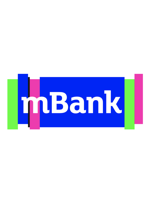 sponsor logo for mBank